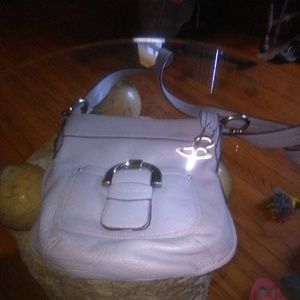 Purse genuine leather